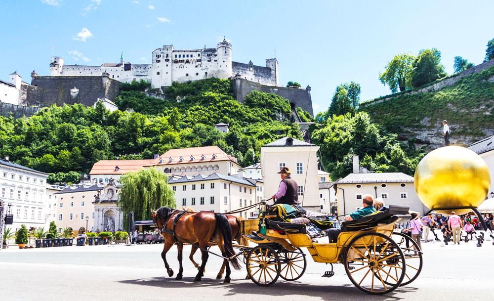 Перевод документов для визы в Австрию